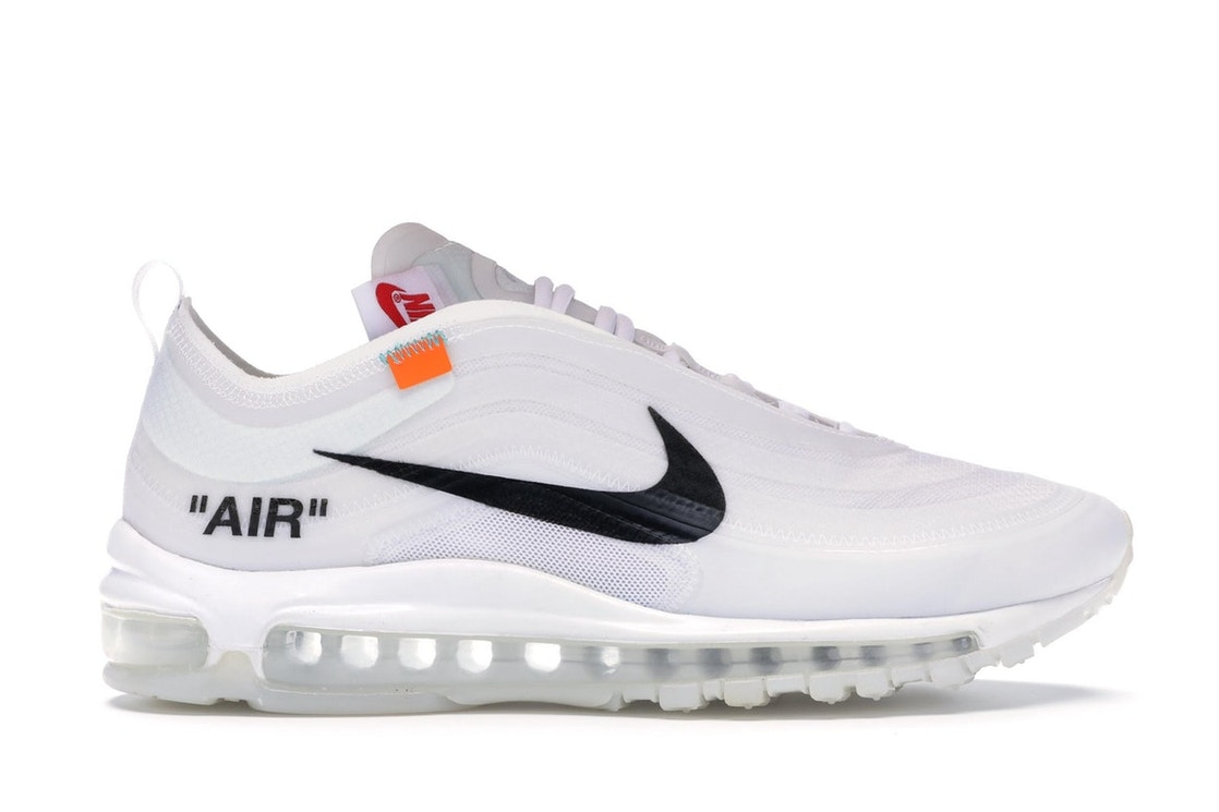 best service 61a20 bd916 Air Max 97 Off-White - AJ4585-100