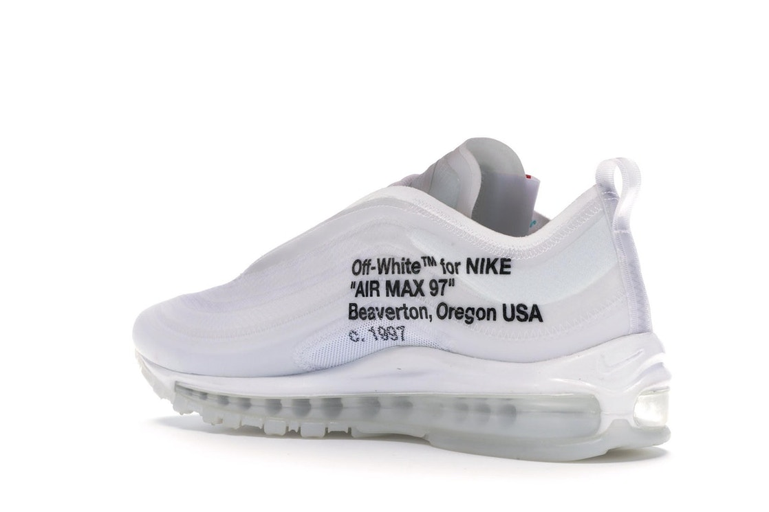 hot sale good selling lower price with Air Max 97 Off-White
