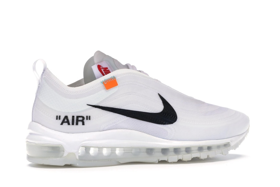 best service 9115d 99f2d Air Max 97 Off-White - AJ4585-100