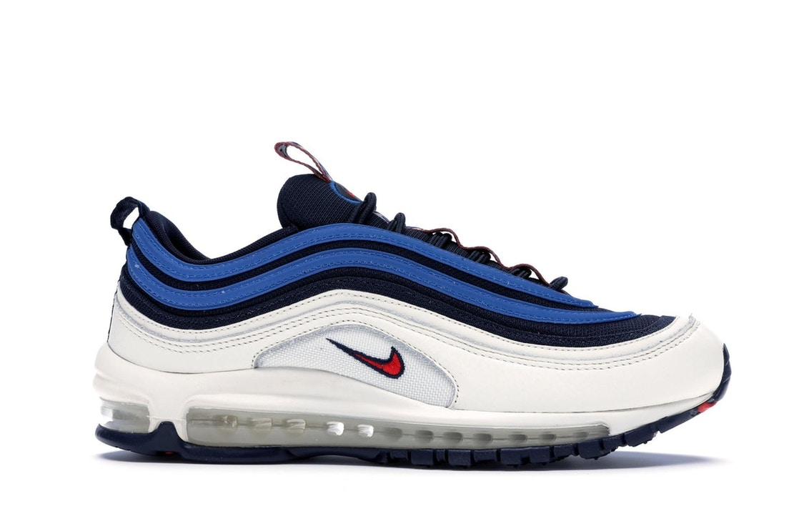 huge selection of 870d7 c23de Air Max 97 Pull Tab Obsidian White