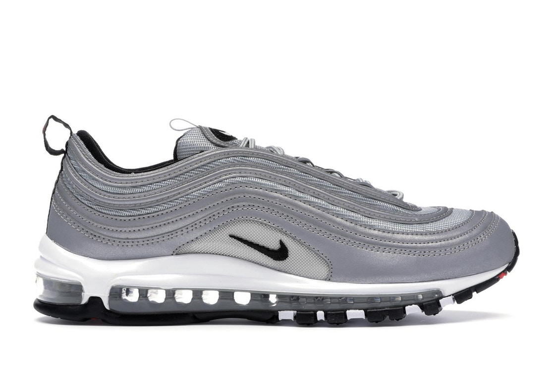 Sell. or Ask. Size  7.5. View All Bids. Air Max 97 Reflective Silver 5f6508e61
