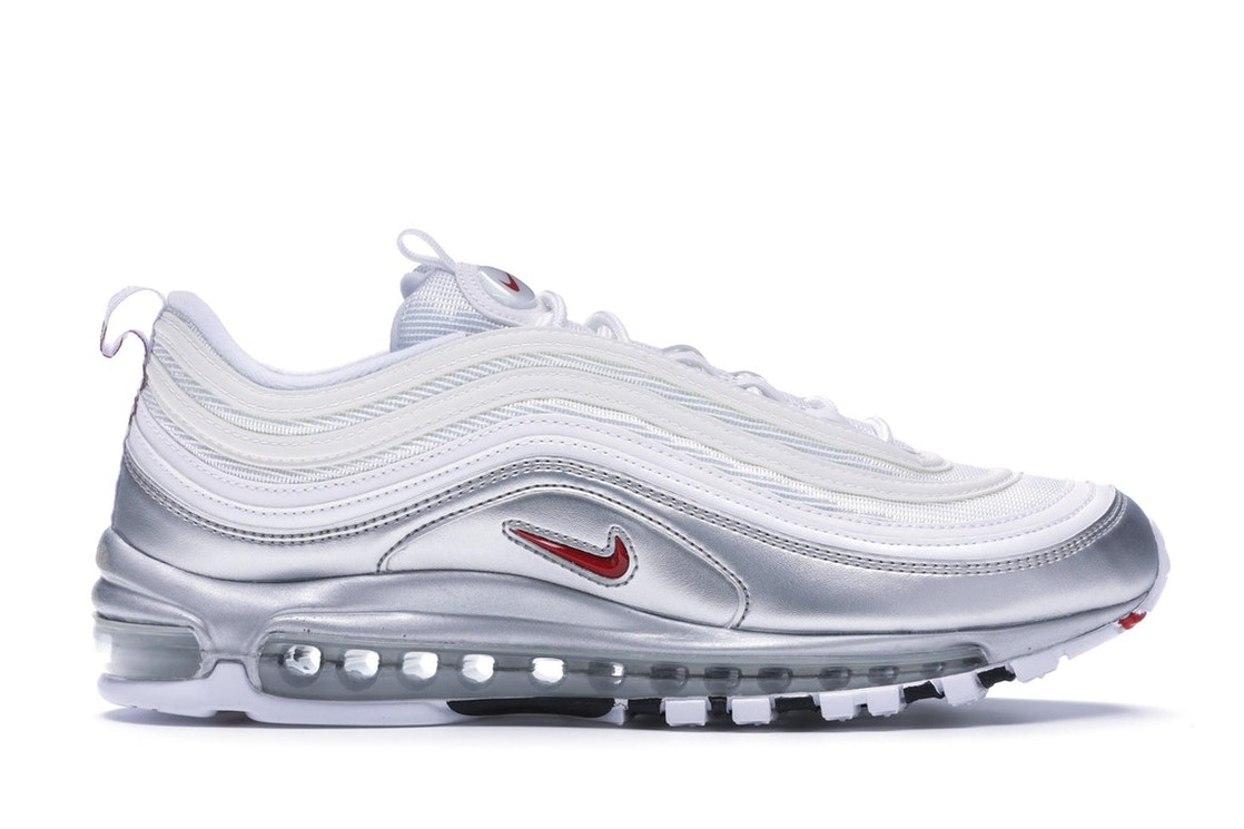 AIR MAX 97 SILVER BLACK | Level Up