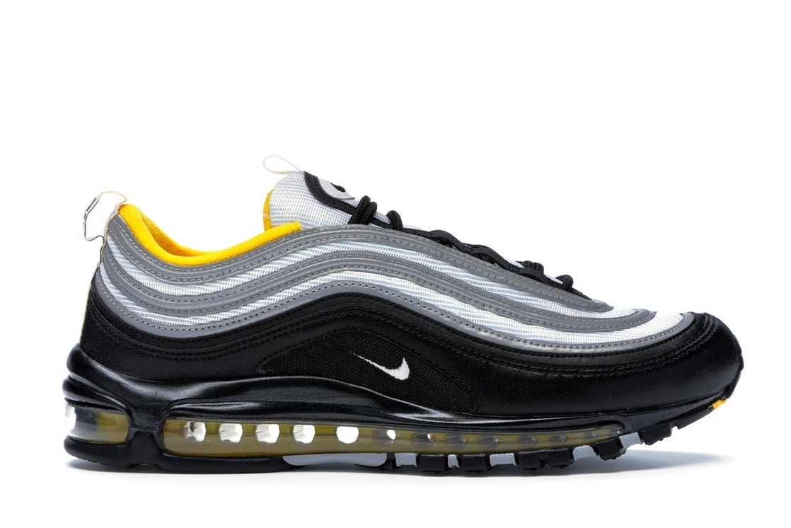 detailed look db2b9 81670 Air Max 97 Steelers (2018)