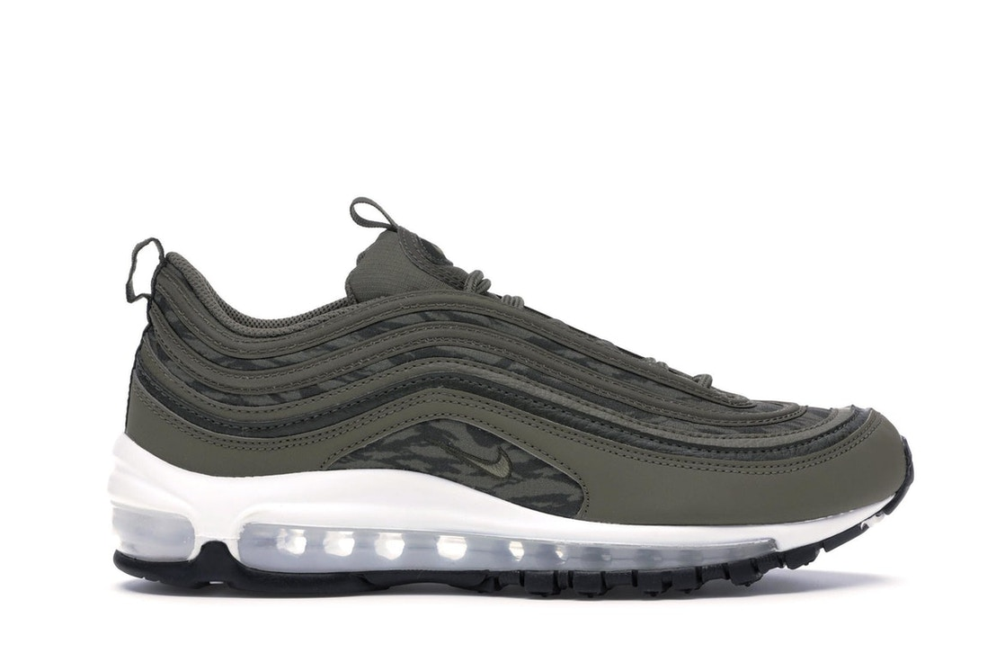 Sell. or Ask. Size  7.5. View All Bids. Air Max 97 Tiger Camo Olive 39860e38c