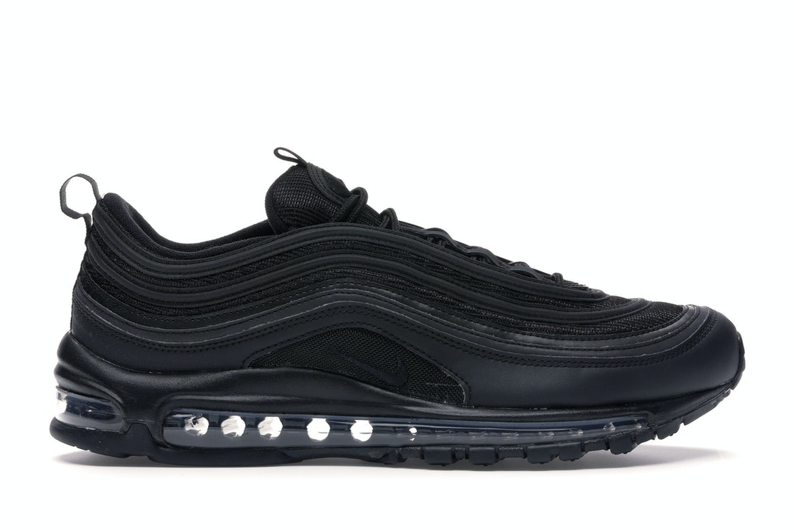 brand new c1396 17184 Air Max 97 Triple Black
