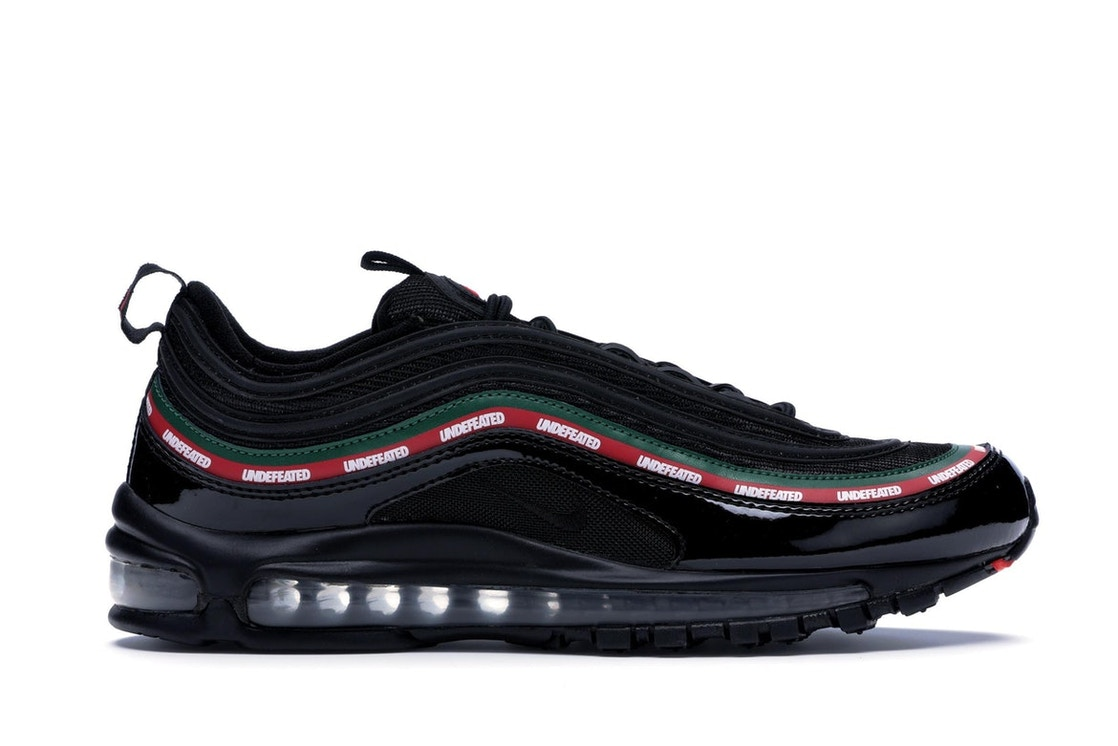 best service 37f7a c6c0f Air Max 97 UNDFTD Black