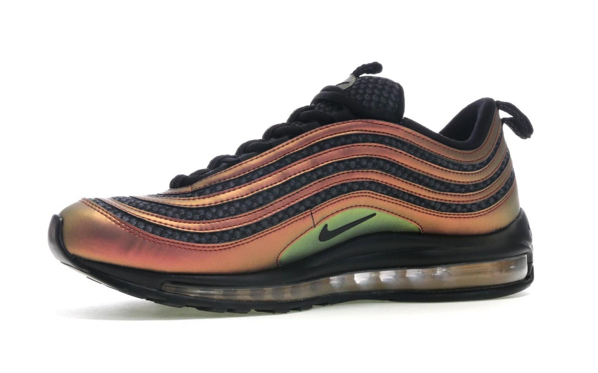 Custom Nike Air Max 97 Shoes Embellished in Rose Gold | Etsy