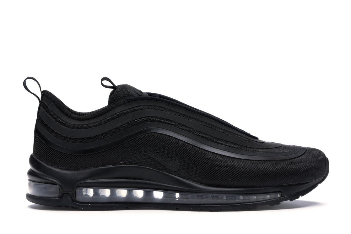 7656e2bb39 Air Max 97 Ultra 17 Triple Black - 918356-002