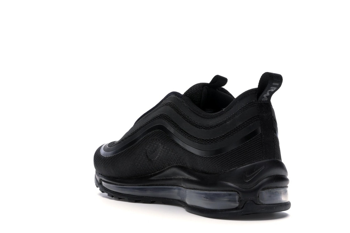f939910717f740 Air Max 97 Ultra 17 Triple Black - 918356-002