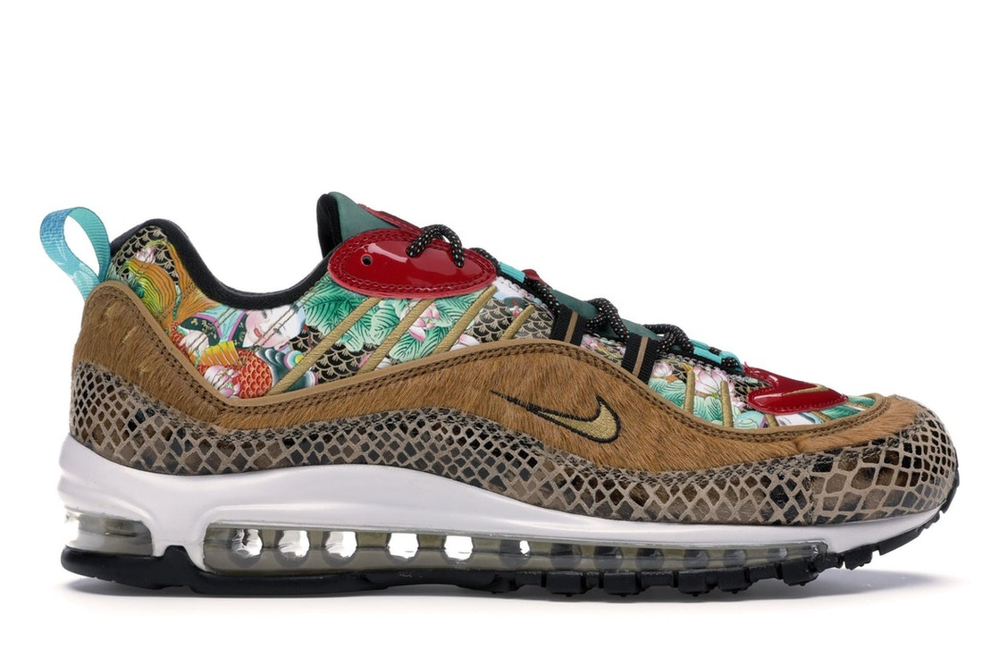 hot sale online 739f5 f5168 Air Max 98 Chinese New Year (2019)