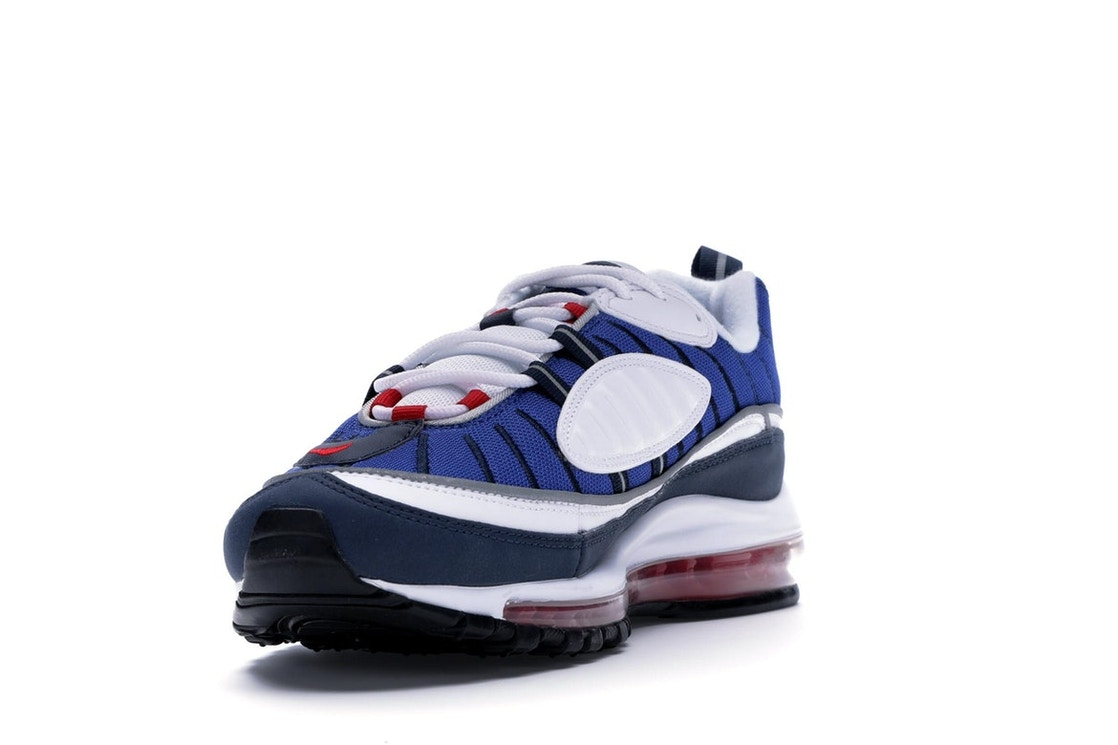 brand new 18dc4 4c563 Air Max 98 Gundam (2018) - 640744-100