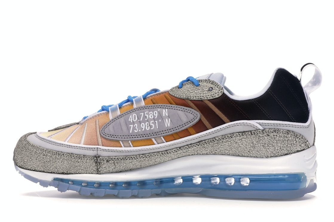 reputable site c41aa 68783 Air Max 98 La Mezcla
