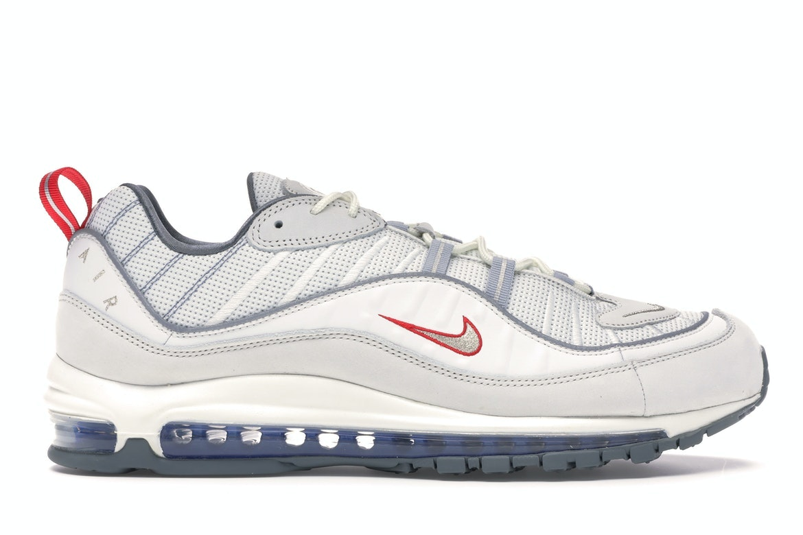 Air Max 98 Summit WhiteBlue