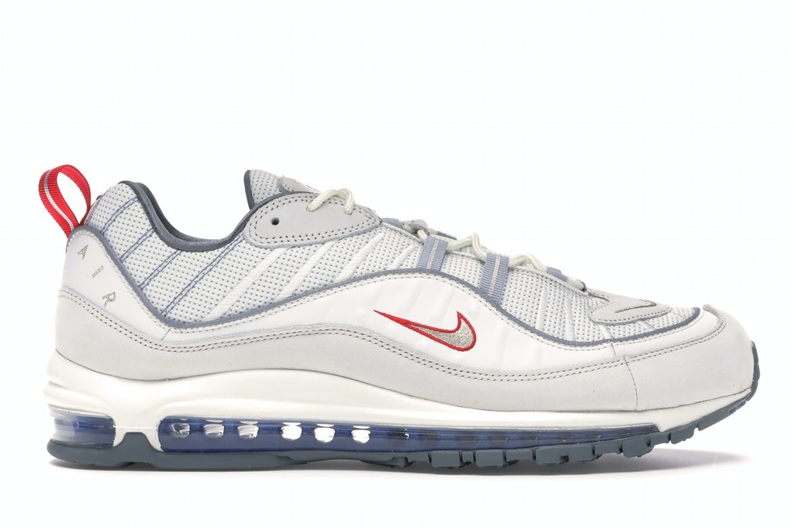 meet new arrivals classic style Air Max 98 Summit White