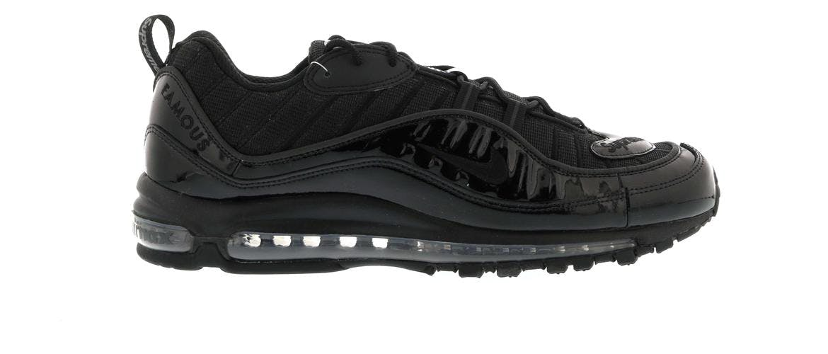 Air Max 98 Supreme Black
