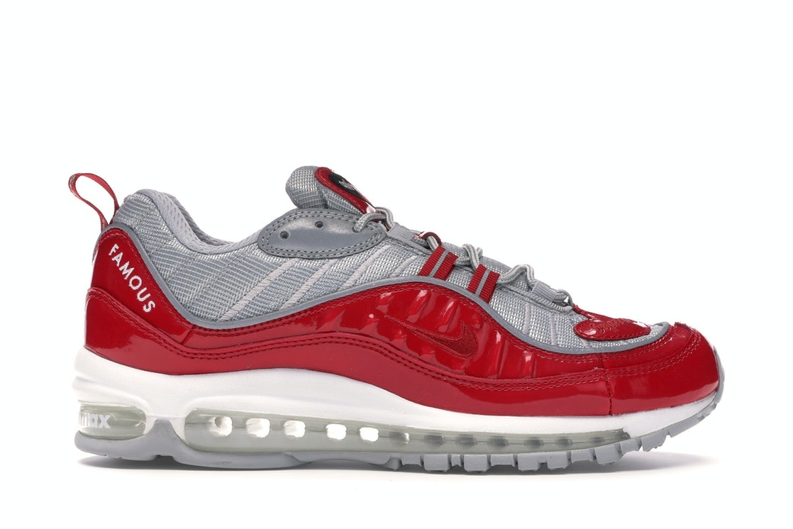 a1dfc29fb8 Sell. or Ask. Size: 13. View All Bids. Air Max 98 Supreme Varsity Red