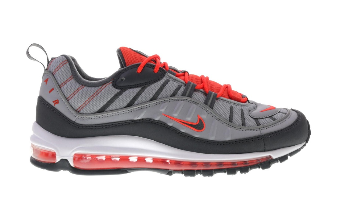 24db211cc6 Sell. or Ask. Size: 11. View All Bids. Air Max 98 Wolf Grey Total Crimson