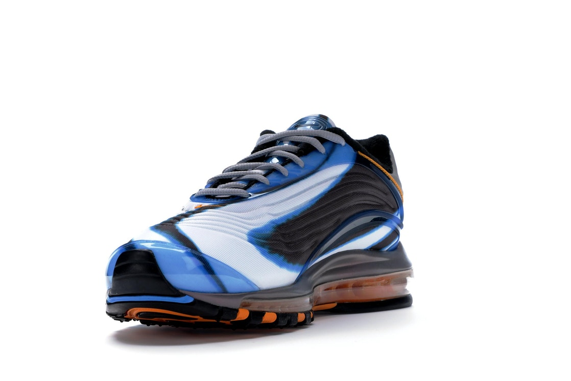 separation shoes a3ce2 e565f Air Max Deluxe Reverse Photo Blue Orange Peel (F&F) - undefined