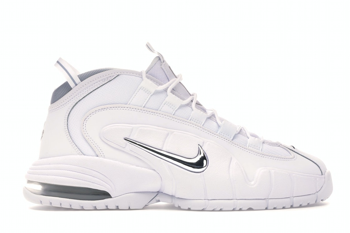 los angeles c752a 3feca Sell. or Ask. Size 8. View All Bids. Air Max Penny White Metallic ...