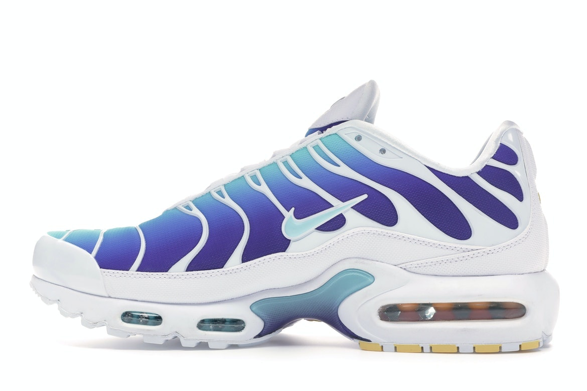 Air Max Plus Bleached Aqua Fierce Purple (W)