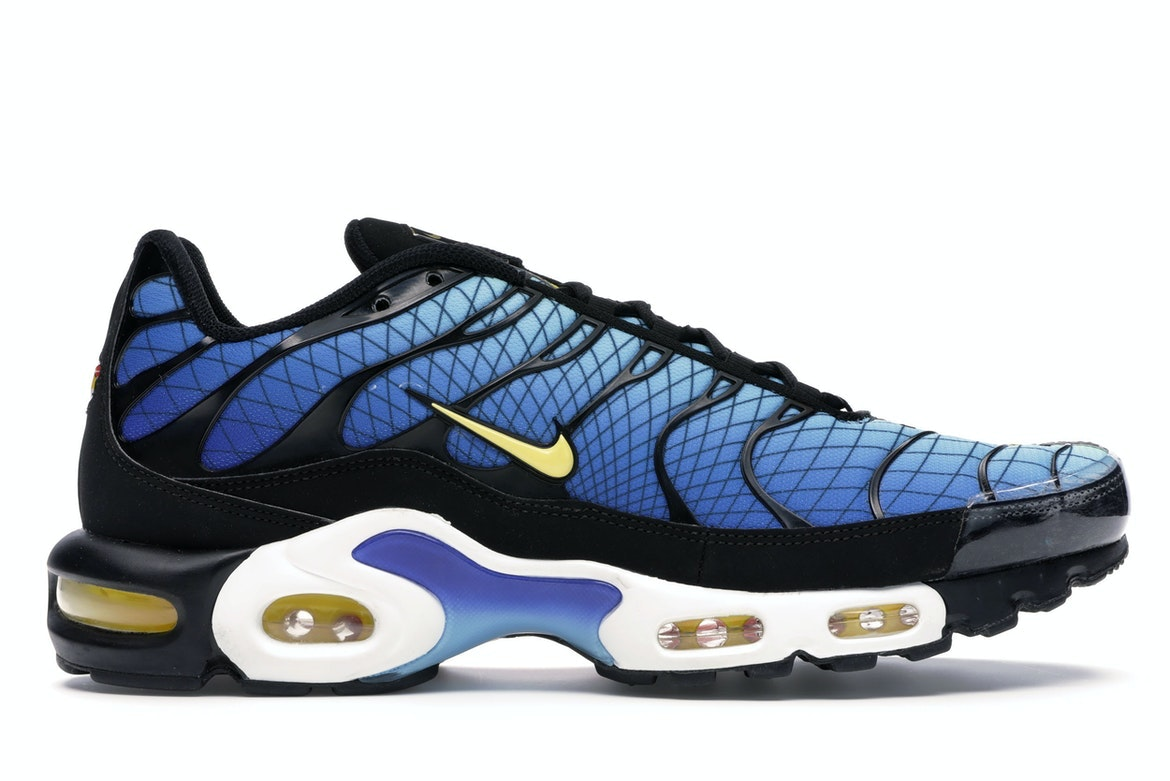 nike air max tn blue and nero