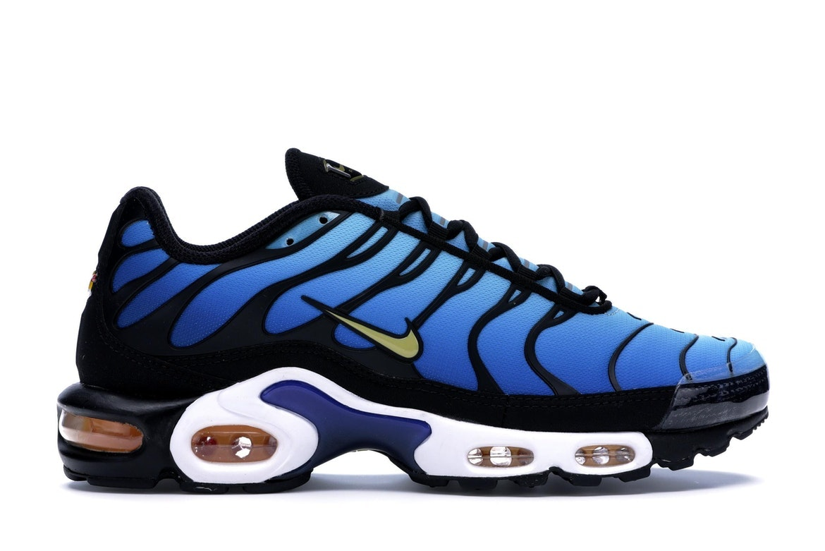 nike air max plus tn blau
