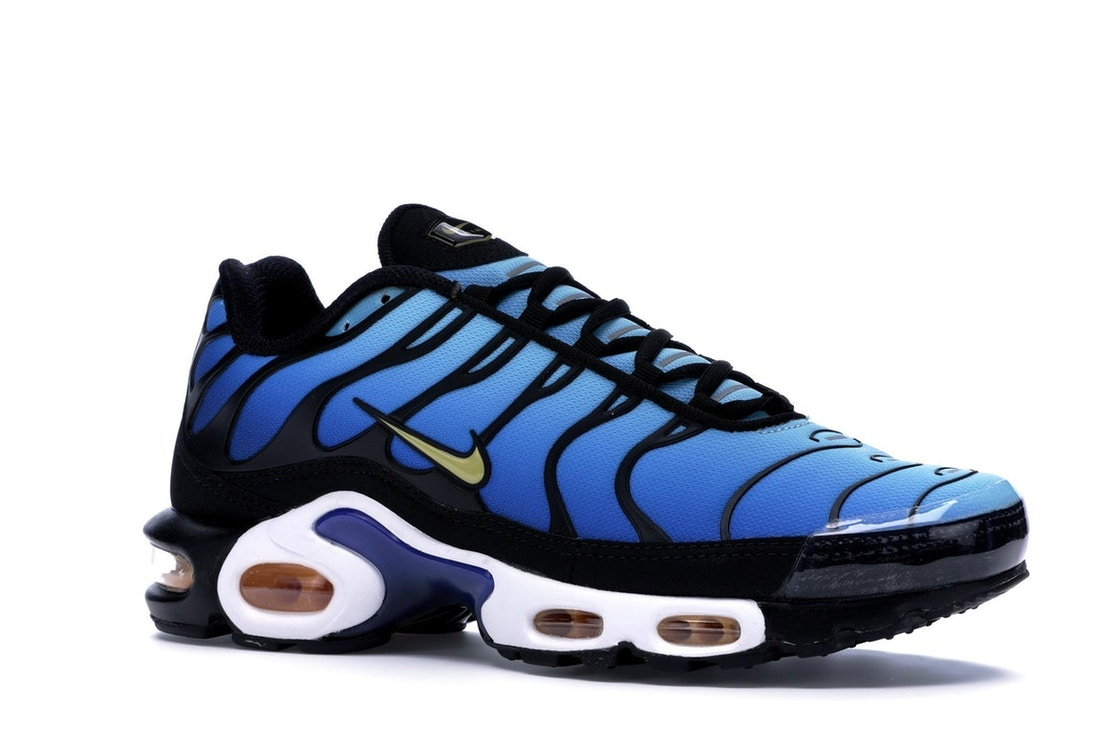 cadd81e353 Air Max Plus OG Hyper Blue (2018) - BQ4629-003