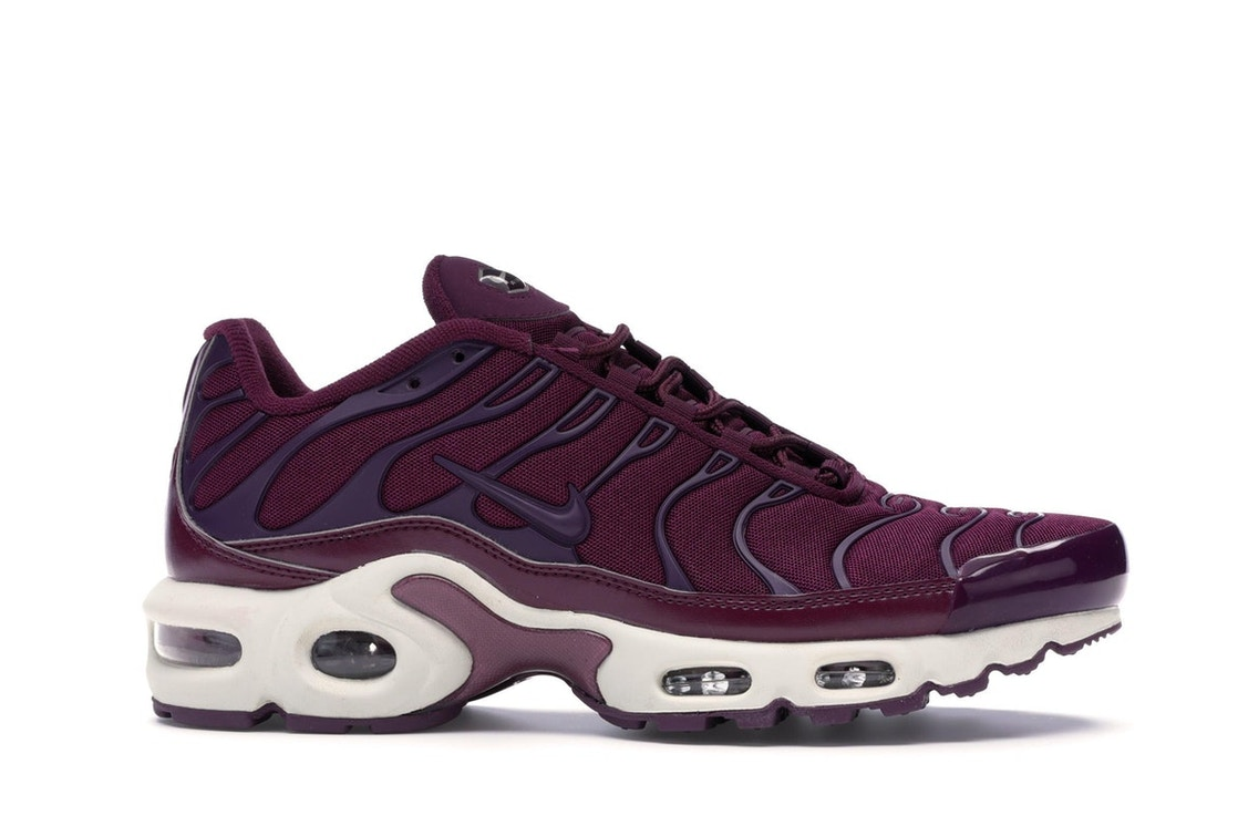 timeless design a6f96 ed08b Air Max Plus TN Bordeaux (W) - AV7912-600