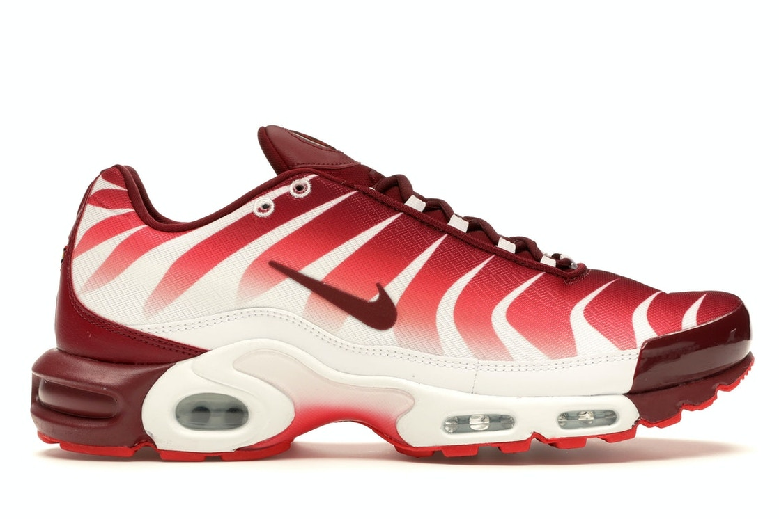 best service 7b987 449ce Air Max Plus Tn Se White Team Red-Speed Red - AQO237-101