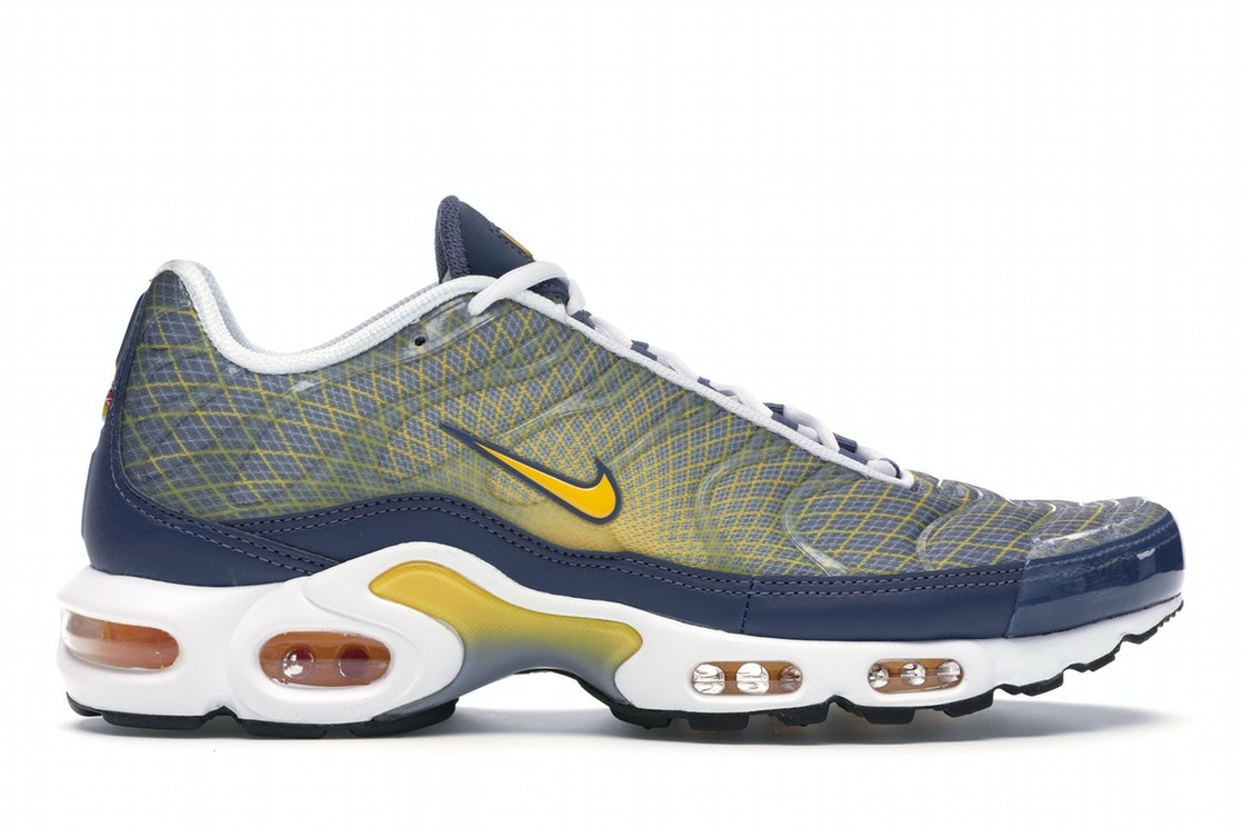 prestar crecimiento cupón  Nike Air Max Plus Wave Grid Yellow - BV1983-500