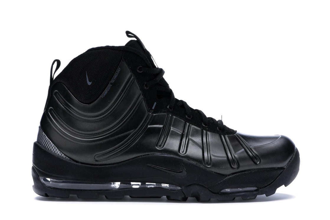 6416c8d9354 Sell. or Ask. Size  12. View All Bids. Air Max Posite Bakin Boot Triple  Black ...