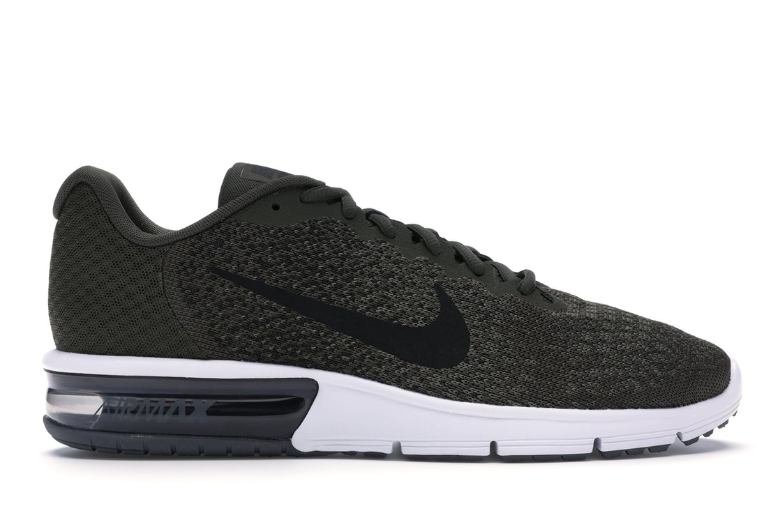 great fit 8b2c3 c5786 Sell. or Ask. Size --. View All Bids. Nike Air Max Sequent 2 Cargo Khaki  Black-Medium Olive