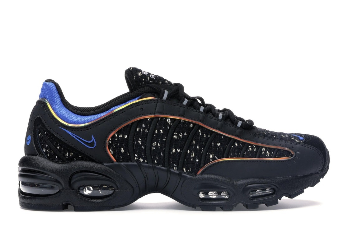 a46c844f65 Air Max Tailwind 4 Supreme Black - AT3854-001