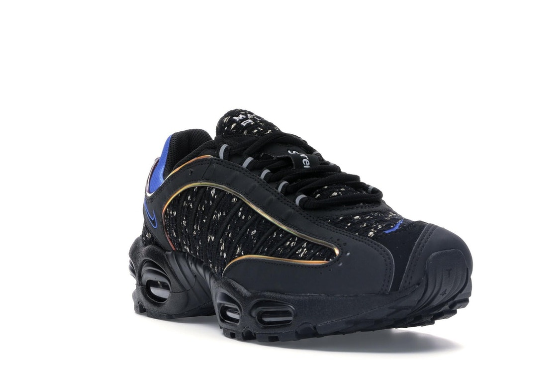 4797bf823aed Air Max Tailwind 4 Supreme Black - AT3854-001
