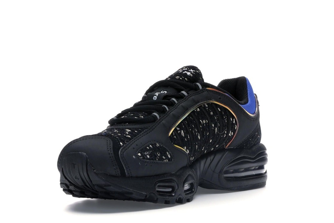 c011224504 Air Max Tailwind 4 Supreme Black - AT3854-001