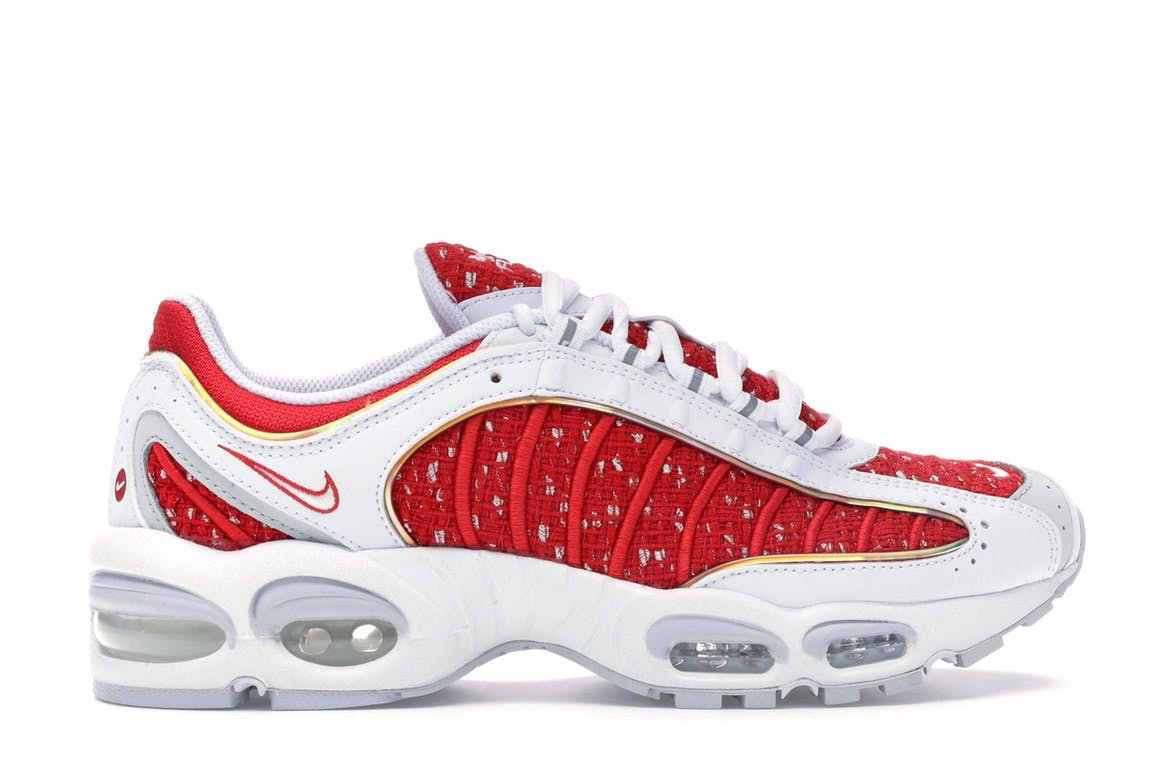 Air Max Tailwind 4 Supreme White