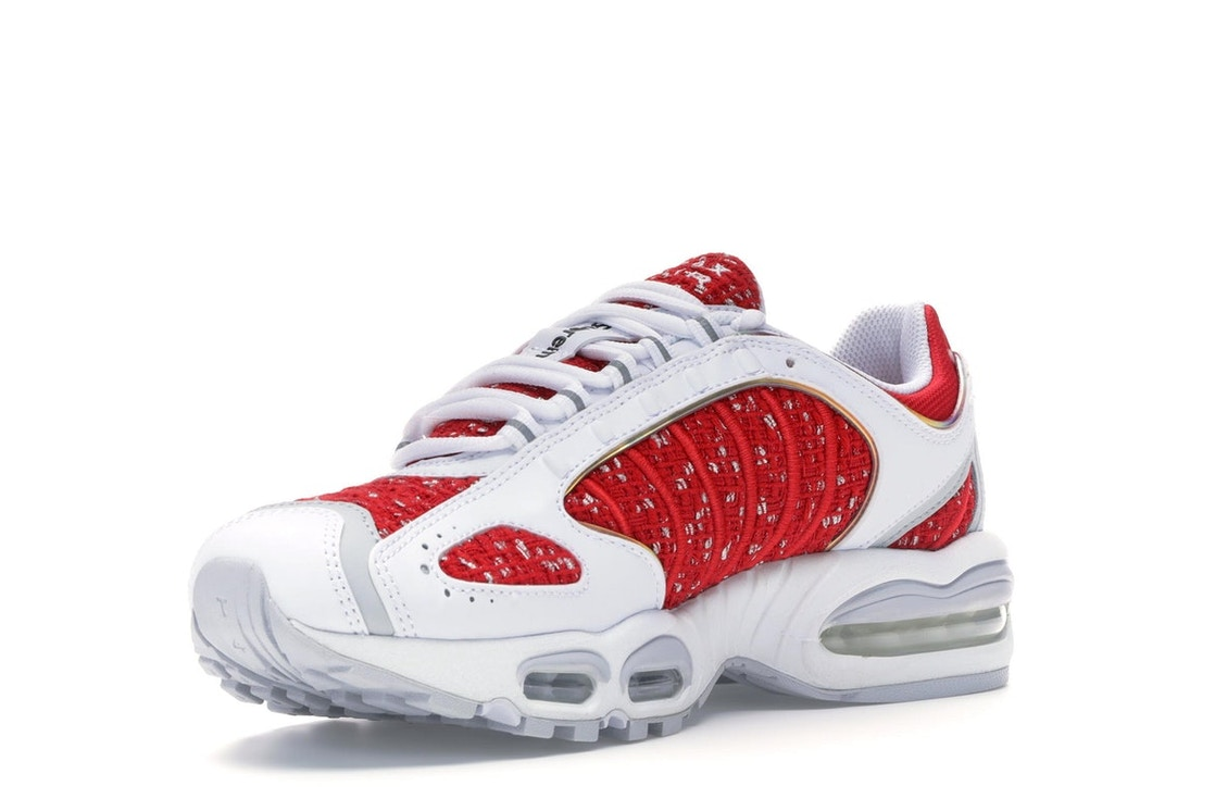 new arrival f2b6d ae7c9 Air Max Tailwind 4 Supreme White - AT3854-100