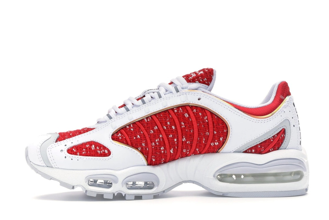 64b81084 Air Max Tailwind 4 Supreme White - AT3854-100