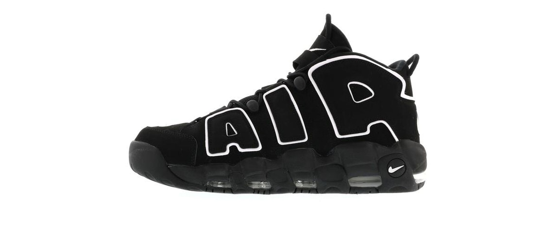 3db004475ab9 Air More Uptempo Black White (2016) - 414962-002