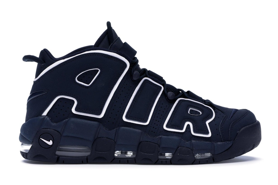 huge selection of 5d606 fd87c Air More Uptempo Obsidian - 921948-400