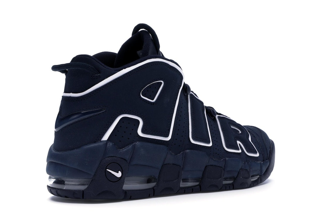 huge selection of 9e5f2 5d8f3 Air More Uptempo Obsidian - 921948-400