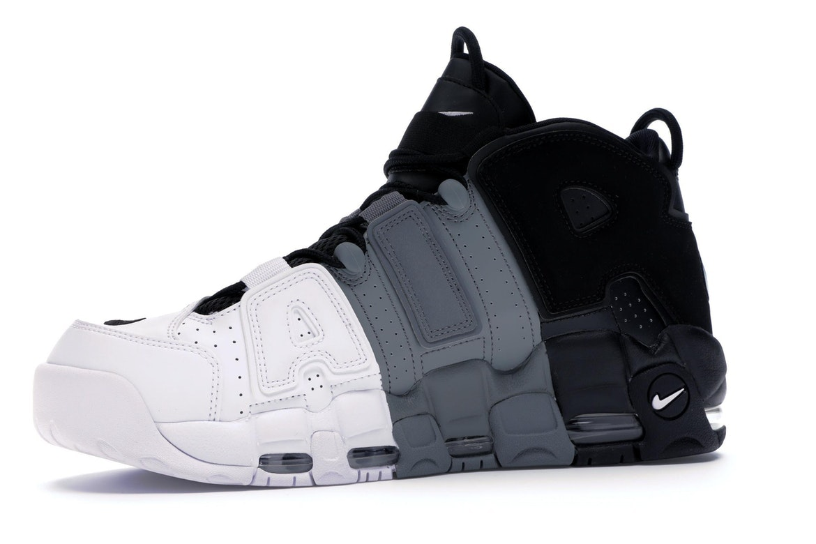 Air More Uptempo Tri Color