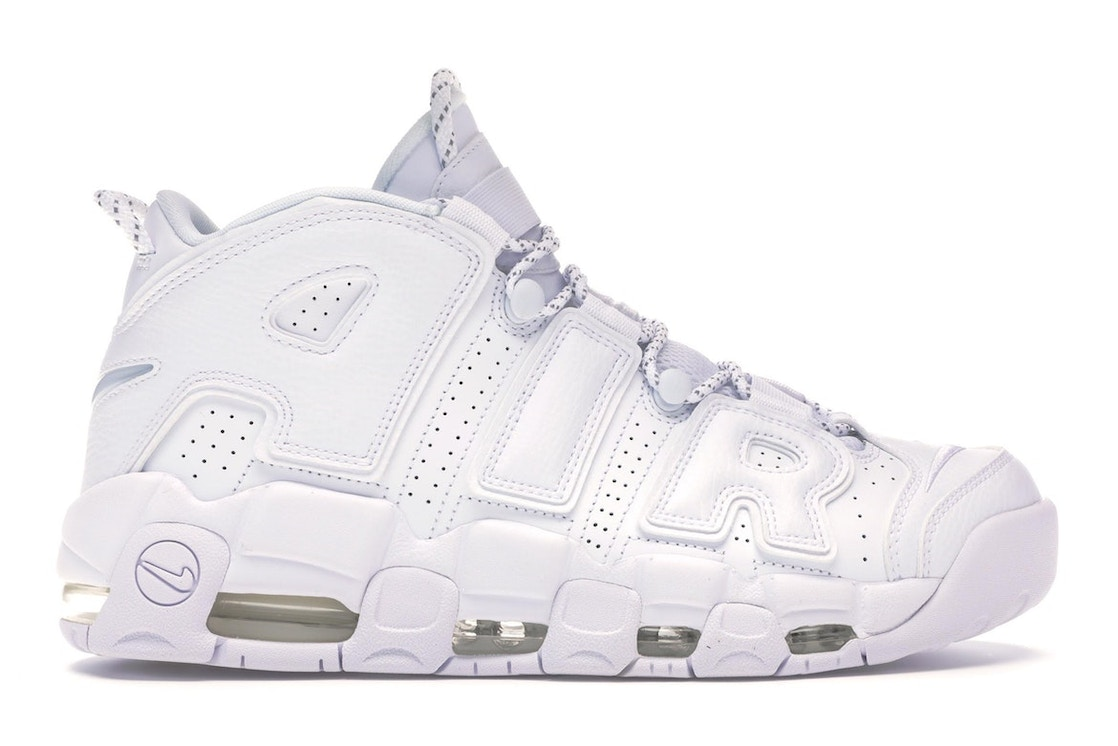 newest 96810 1a160 Sell. or Ask. Size 9. View All Bids. Air More Uptempo Triple White