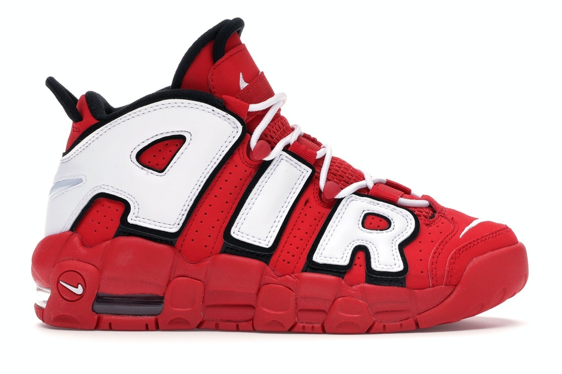 check out 1986f a2790 Air More Uptempo University Red Black White (GS) - CD9402-600