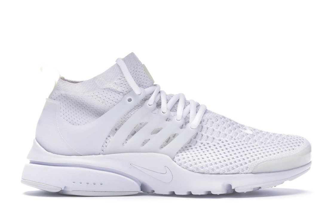 best sneakers 26b18 b5326 Air Presto Flyknit Ultra Triple White - 835570-100