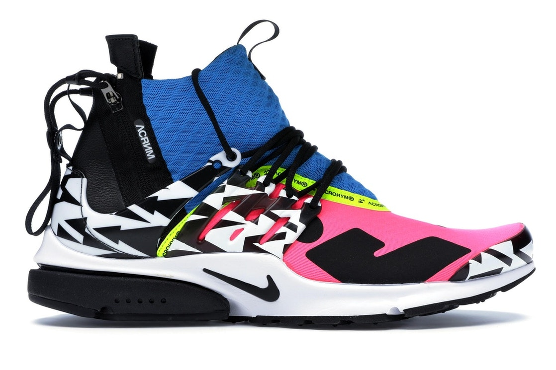 purchase cheap d07fe b2c11 Air Presto Mid Acronym Racer Pink - AH7832-600