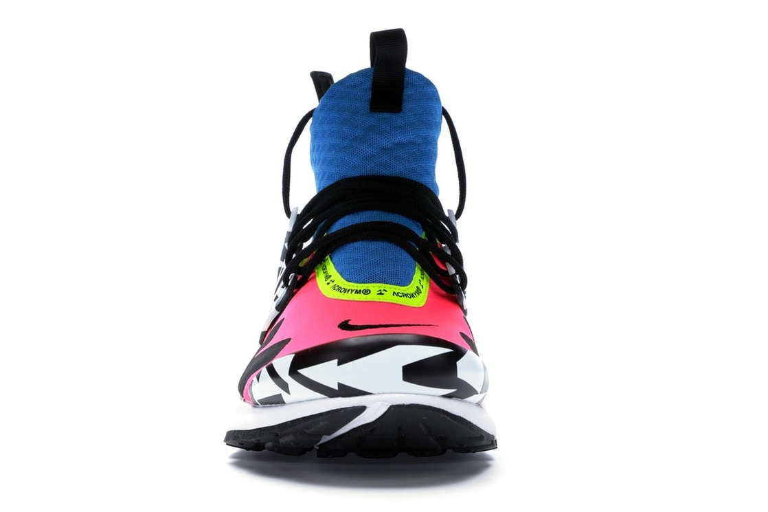 purchase cheap 0c7e2 a565e Air Presto Mid Acronym Racer Pink - AH7832-600