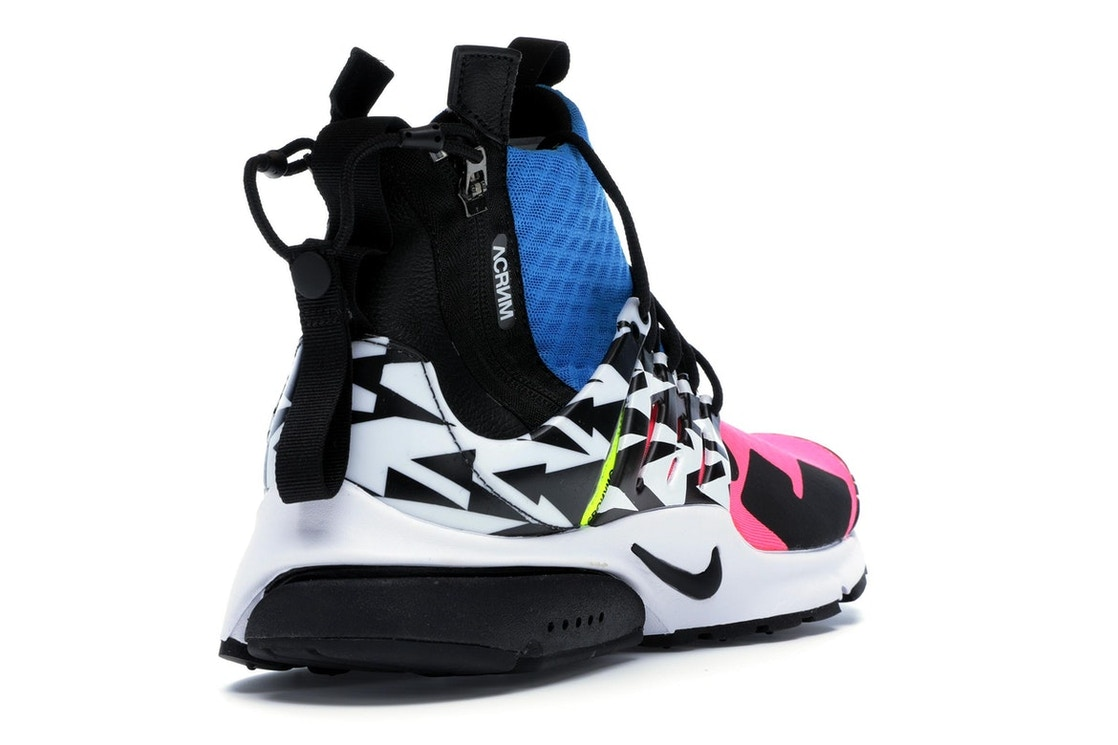 purchase cheap 351c1 1d37c Air Presto Mid Acronym Racer Pink - AH7832-600