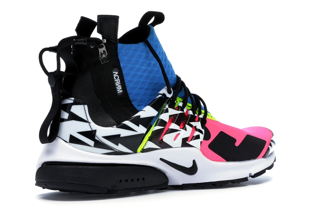 purchase cheap c0414 c0e81 Air Presto Mid Acronym Racer Pink - AH7832-600