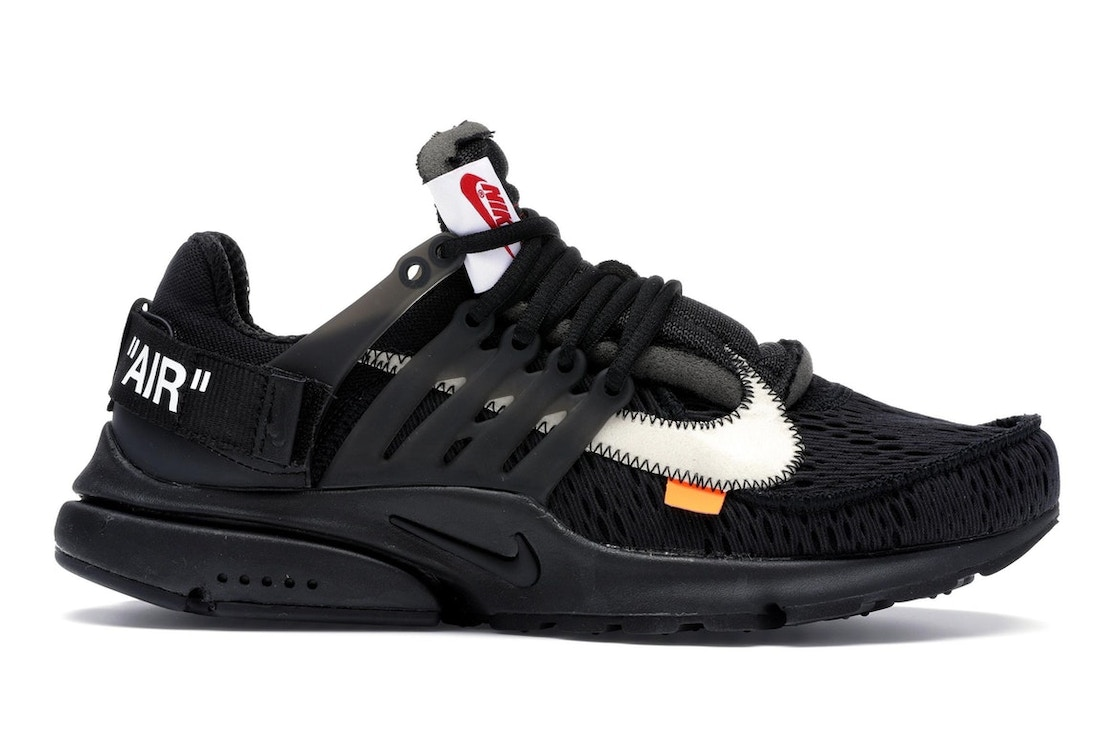 huge discount eb8b8 02d50 Air Presto Off-White Black (2018) - AA3830-002